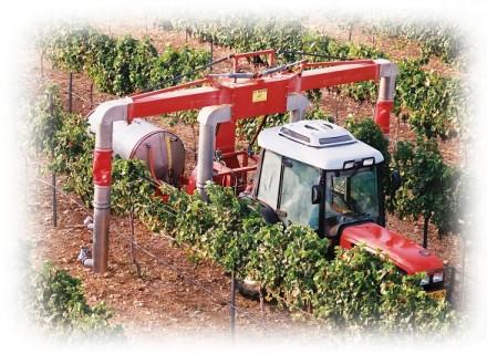 ציוד לחקלאות - כרם דו שורתי
