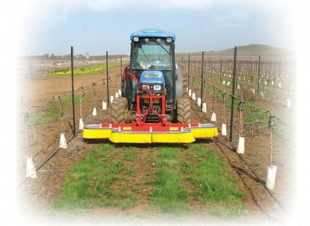 מברשות לכרם ציוד לחקלאות