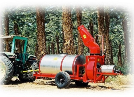 "Agricultural sprayer trailed ""Tamraz"" Sprayer"