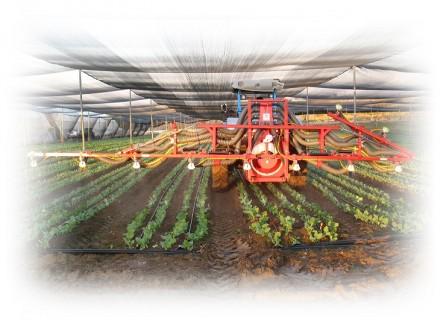מרסס לחקלאות - מרסס אופק