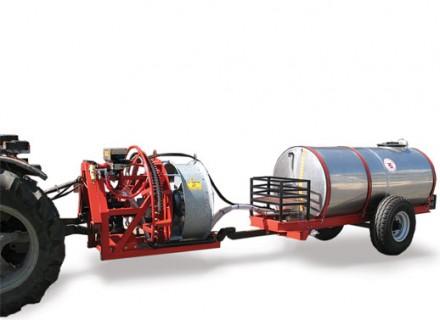 """Agricultural sprayer """"Turbo"""" Air-blast sprayer"""