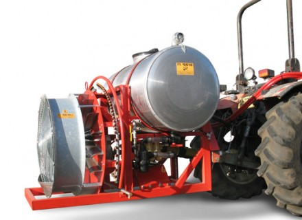Agricultural sprayer 3 points mounted air blast sprayer